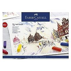 Idea Regalo - Faber-Castell 128272 Mini Crete, 72 Pezzi