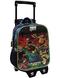 e4b15c2099 Tortugas Ninja Zainetto per bambini, 28 cm, 7.56 liters, Blu (Azul)