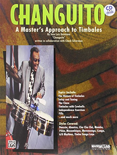 Changuito: a Master'S Approach to Timbales por Divers Auteurs
