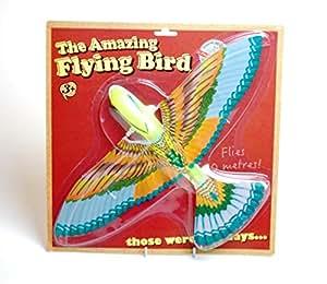 The Amazing Flying Bird - Random Body