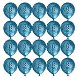 Generic 18th Birthday Balloon Party Anni...