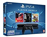 Sony PlayStation 4 - Spielkonsole - 500GB HDD - Jet Black (9891918)