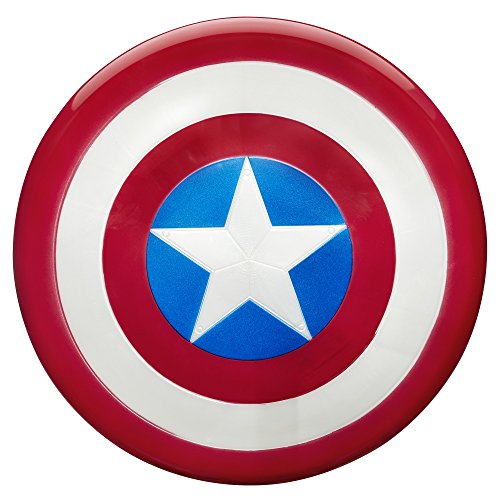 lzeug – Captain America Flying 30,5 cm Shield Rollenspiel Kostüm (The Avengers Captain America Kostüm)