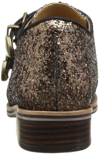 C. Petula Saturne, Scarpe stringate donna marrone (Marron (Bronze))