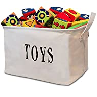 "Gran almacenador de juguetes. Talla:17""-White"