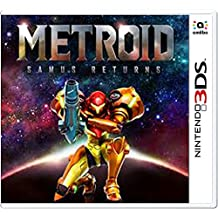 Metroid Samus Returns 3DS PEGI-AT