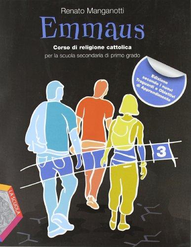 Emmaus. Per la Scuola media. Con espansione online: 3