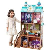 KidKraft 65945 Puppenhaus Disney Frozen Arendelle Palace, Blau