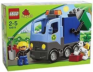 LEGO - A1301375 - Camion Poubelle - DUPLO