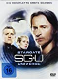 Stargate Universe - Season 1 [6 DVDs] - Andy Mikita