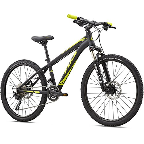 24 Zoll Mountainbike Fuji Dynamite 24 Elite Disc Junior MTB Jugendfahrrad