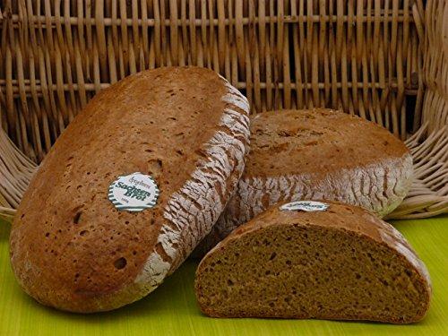 Bio Sauerteig (Roggensauer) | aus 100% Demeter Roggenmehl | frischer Natursauerteig – perfekt für Brote oder als Anstellgut – Inhalt: 300g Roggensauerteig - 2