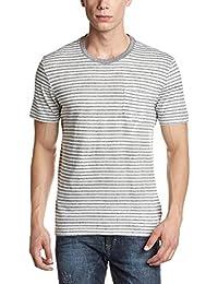 GAP Men's Essential Stripe Pocket T-Shirt