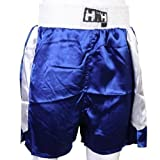 hth blue white boxing short small