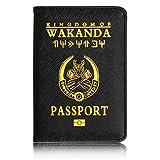 Trydoit Porte-passeport Protecteur Portefeuille Carte de Visite Porte-passeport Souple Sac à Main Cuir Femme Marron