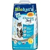 Biokat's Katzenstreu Classic fresh 3 in 1 Cotton Blossom, 1 Packung (1 x 20 L)