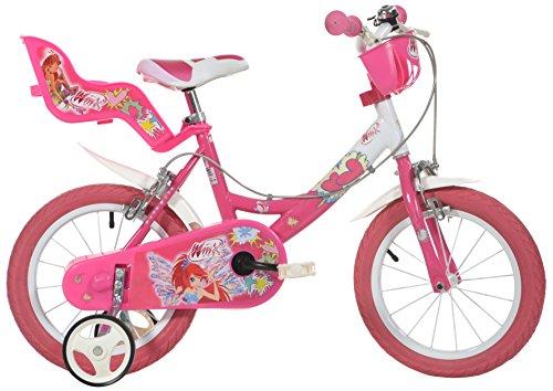 Dino Bikes 144 R-WXA - Winx Bicicletta, 14 Pollici