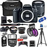 Canon EOS 77D with 18-55 is STM Lens + Accesosory Kit