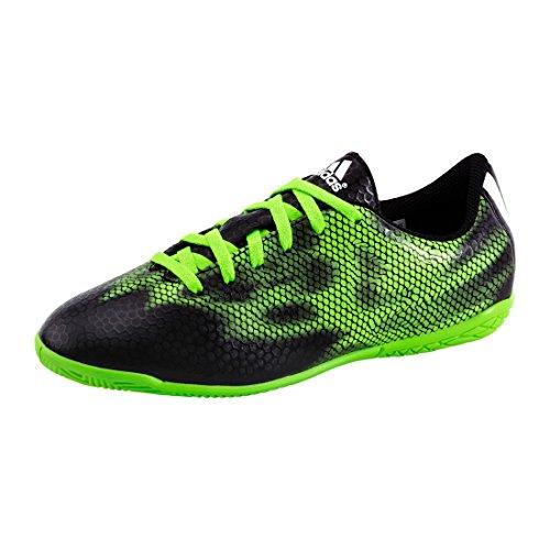 Adidas F5 IN Fussballschuhe Herren Schuhe Fußball Halle Indoor Hallenschuhe B35989, Schuhgröße:45 1/3 (Adidas-f5)