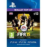 PSN CARD 12 GBP: EA Ultimate Team [PSN Code - UK account]