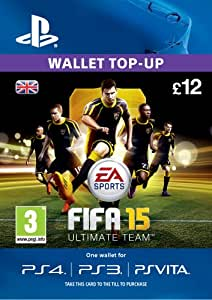 PSN CARD 12 GBP: EA Ultimate Team [PSN Code - UK account]