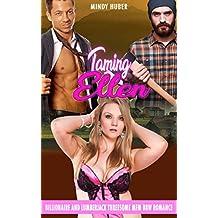 Taming Ellen: Billionaire and Lumberjack Threesome MFM BBW Romance (English Edition)