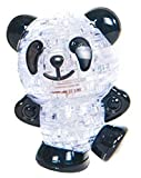 Nuoya005 NEW 53pcs Toy Blocks 3d Crystal Puzzle Jigsaw Panda Children's Gift Model Decoration