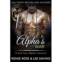 Alpha's War (Bad Boy Alphas Book 6) (English Edition)