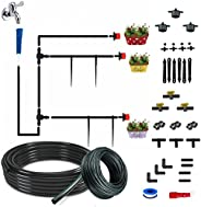 CINAGRO™ - Drip Irrigation Garden Watering 60 Plants Drip Kit