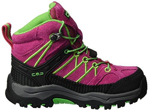 CMP Rigel Mid WP, Chaussures de Randonnée Hautes Mixte Adulte Rose (Ibisco)