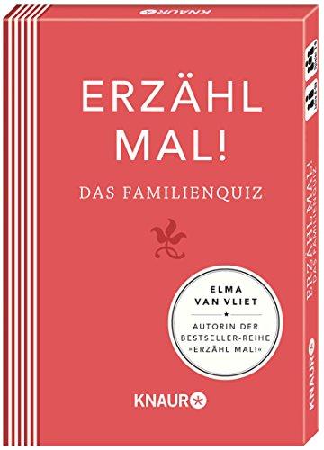 Preisvergleich Produktbild Erzähl mal! Das Familienquiz | Elma van Vliet