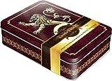 Game of Thrones - Hear me Roar: Schmuckdose inkl. Notizbuch mit Motiven des House Lannister