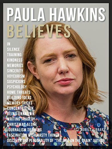 Paula Hawkins Believes - Paula Hawkins Quotes And Believes ...