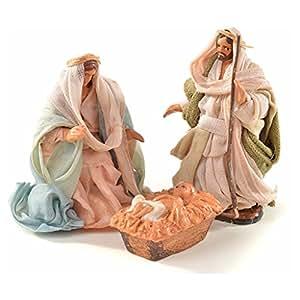 Natività 6 cm presepe Napoli stile arabo