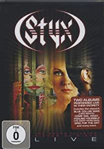 Styx - The Grand Illusion & Pieces of Eight