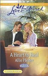 A Heart to Heal (Love Inspired LP\Gordon Falls) by Allie Pleiter (2014-07-15)