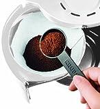 Krups F30901 ProAroma Glas-Kaffeemaschine, 10 Tassen, 1.050 W im modernen Design, weiß - 3