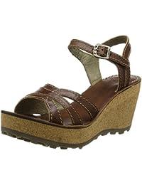 FLY London Gort645, sandales compensées  Femme