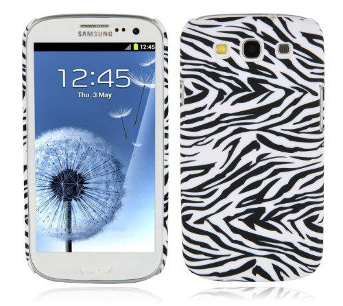 Cadorabo - Hard Cover Protección para Samsung Galaxy S3 / S3 NEO (I9300) - Case Cover Funda Protectora Carcasa Dura Hard Case en Diseño
