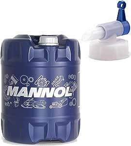 Mannol 4 Takt Agro Sae 30 4 Takt Rasenmäher Kettensägen 20 Liter Ablaufhahn Auto