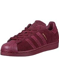 1530ded31ddb9 Amazon.es  adidas superstar en rojas  Zapatos y complementos