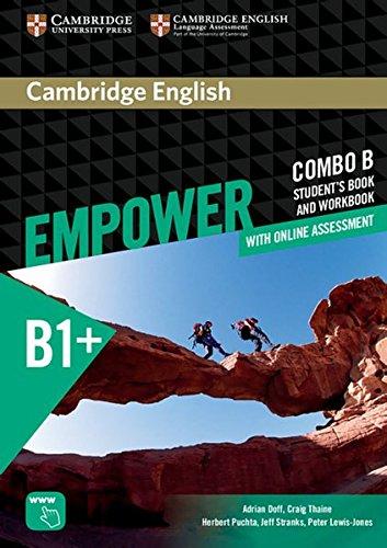 Cambridge English Empower Intermediate B1+ Combo B: