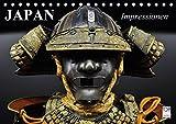 Japan. Impressionen (Tischkalender 2018 DIN A5 quer): Das Land der aufgehenden Sonne (Monatskalender, 14 Seiten ) (CALVENDO Orte)