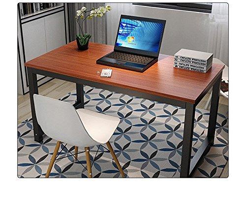 Tavolo per computer robusti da ufficio studio scrittoio for Scrittoio per ufficio
