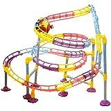 HGL Crazy Coaster Train Trax Set