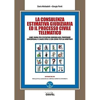La Consulenza Estimativa Giudiziaria Ed Il Processo Civile Telematico. Con Cd-Rom