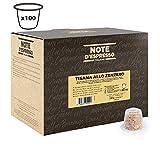 Note D'Espresso Infuso allo zenzero, 2 g x 100 capsule Esclusivamente Compatibili con le macchine per caffè a capsule Nespresso*