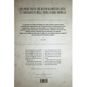 La grande guerra nelle prime pagine del Corriere d