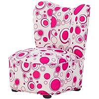 Preisvergleich für ALUK- small stool Kleines Sofa der Kinder, einfache Moderne Sitze, Kinderzimmer-lesehocker, schöne Farben, bequemes helles Mini Sofa L45cm * W45cm * H55cm