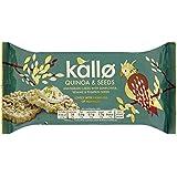 Kallo Quinoa and Seeds Multigrain Rice Cakes, 55g
